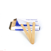 150*18*1.6mm waxing stick sterile disposable wooden spatula