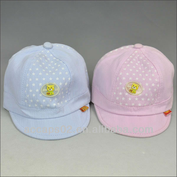 children cotton cap