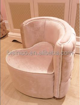 European Modern Style Fancy Heart shape Pink Girls Mini Sofa Chair for Kids Bedroom (BF01 & European Modern Style Fancy Heart Shape Pink Girls Mini Sofa Chair ...