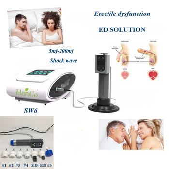 Shock wave Therapy Beauty Device Machine For Erectile Dysfunction