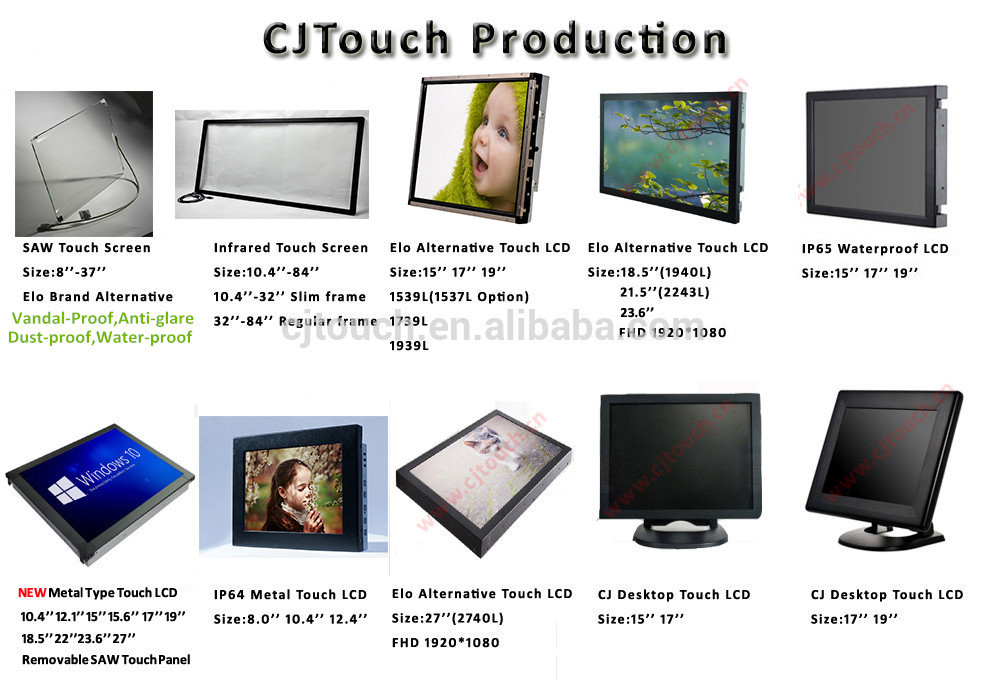 Saw Touch Panel 15