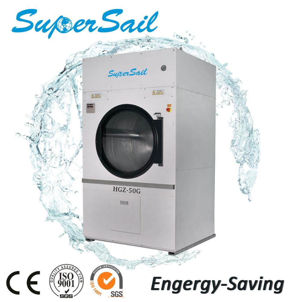 50Kg Industrial Laundry Drum Dryer Machine High Spin Clothes Dryer