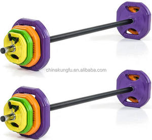 Cardio Barbell Set body pump set for sale