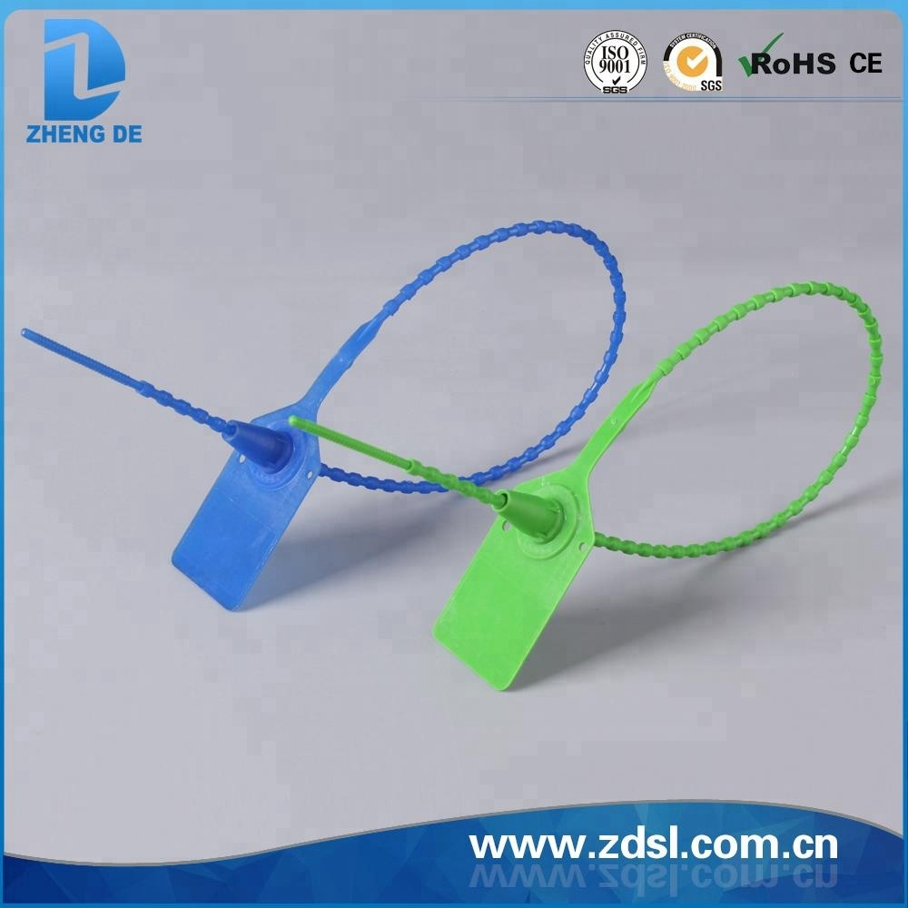 Promotional colorful good insulation plastic not apt to age cable tie