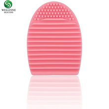 Makeup Brush Eco-friendly Silicone Facial Cleaning Brush Custom Silicone Make Up Brush Set