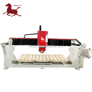 TJB-500 Tilt 45 degree Bridge Saw Stone Marble Cutting Machines