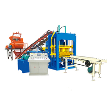 Small Scale Industries Machines Block Machine