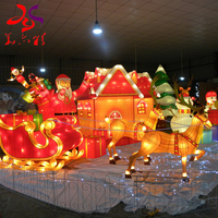 Wholesale Christmas Decorations Santa Claus