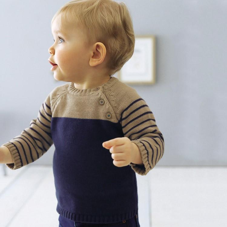 China Manufacturer Wholesale Fashion Stylish Knitting Patterns Baby