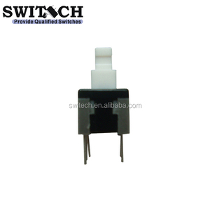 momentary push button switch Welding in PCB board Double-Pole Double-Through (DPDT) switch