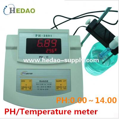 wholesale Bench-top Ph and tds meter ph ec tds meter
