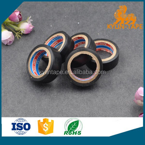 Auto shrink packing pvc insulationn tape with OEM paper brand
