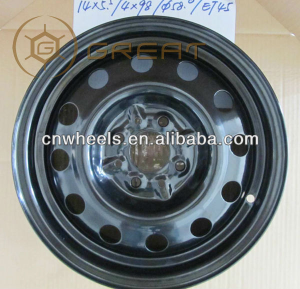 15x5.5 Snow Steel Snow And Winter Wheel For Ford,Mercedes,Bmw ...