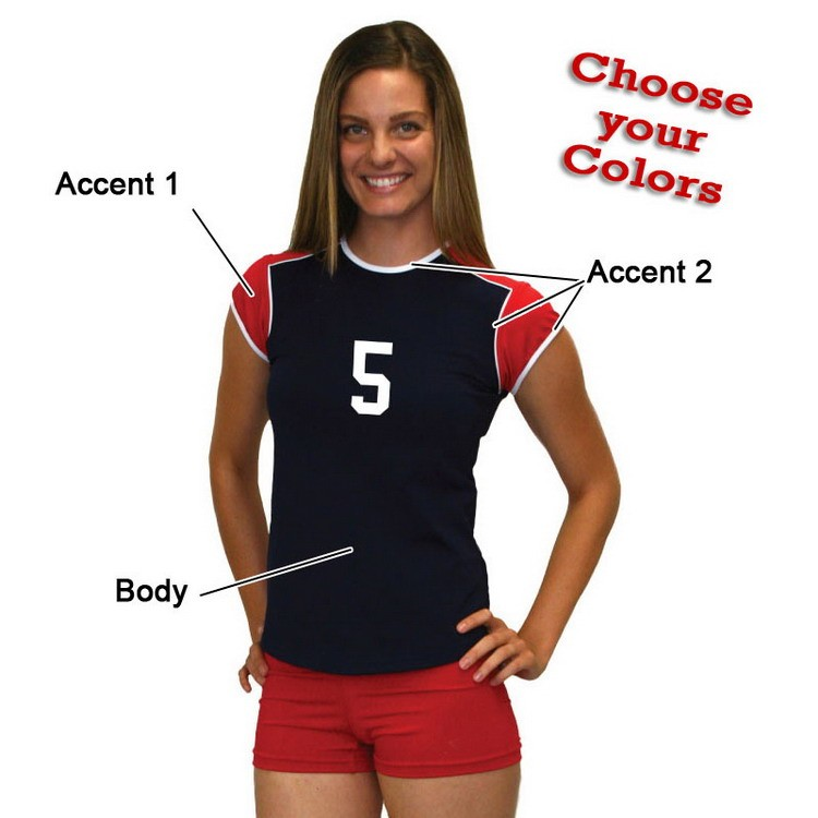 volleyball sports uniform women sublimated volleyball uniform dry fit volleyball uniform