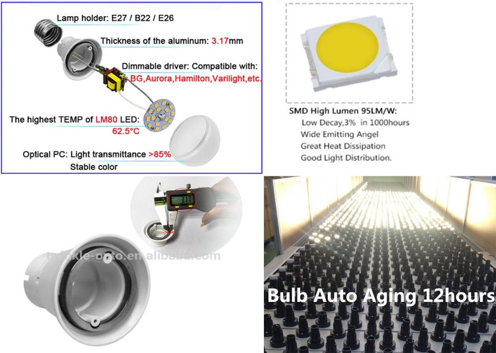 Best Prices Led Bulbs In Dubai With Ce Rohs Erp Certificates 12w ...