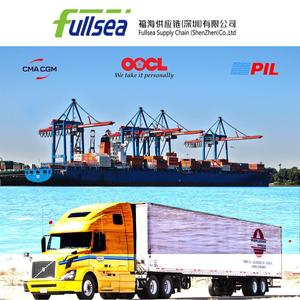 China to France international sea freight logistics service