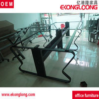 chrome decorative metal furniture legs /metal legs SC-1002