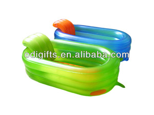 baby swimming tub inflatable