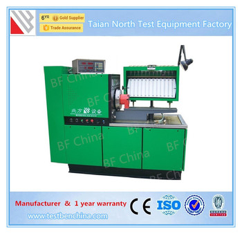 12psb-bfc Fuel Engine Test Bench Repair Machine For Diesel ...