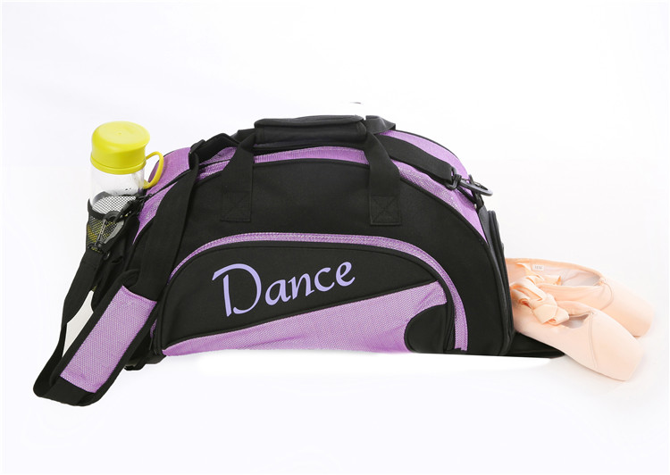 Hot Sale Fashion Competition Dance Duffle Bag Girls Latin Ballet Dance Bag