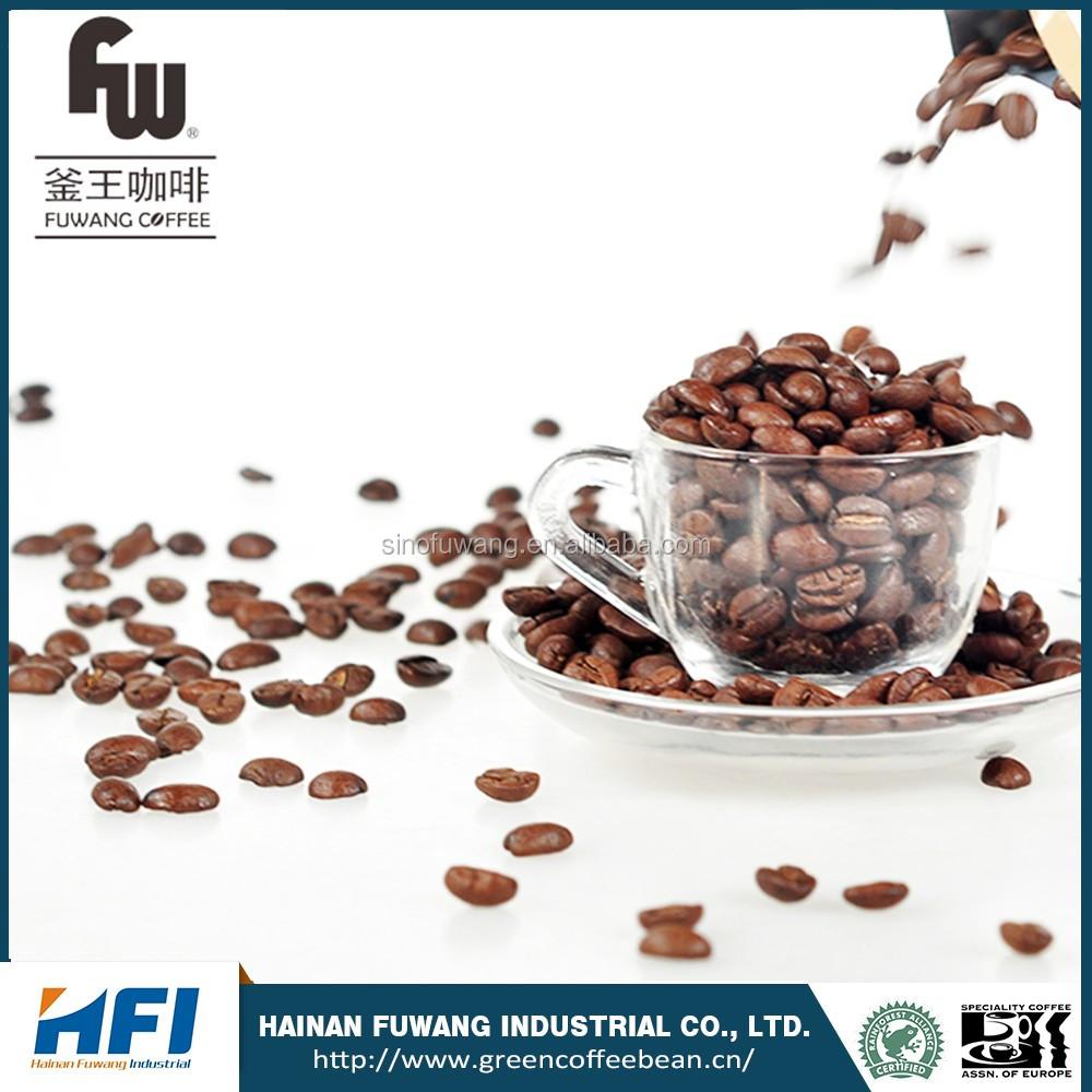 2 Years Shelf Life Ground Coffee Bulk Arabica Roasted Coffee Beans ...