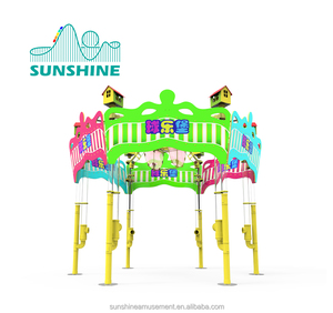 Sunshine China Playground Suppliers Ocean ball Children Amusement Parks