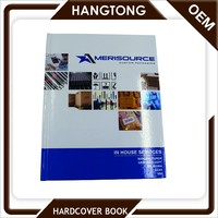 Design Services A3 A4 A5 thick Book Printing Hardcover