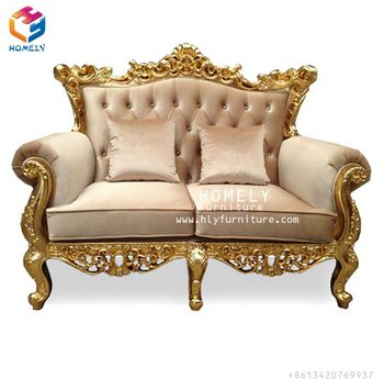 Factory Whole Indian Wedding Sofa For Event