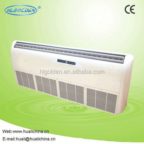 Air conditioner parts ceiling floor fancoil with heating/cooling thermostat