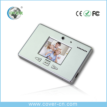 High quality wall mounted gift USB digital video player recorder