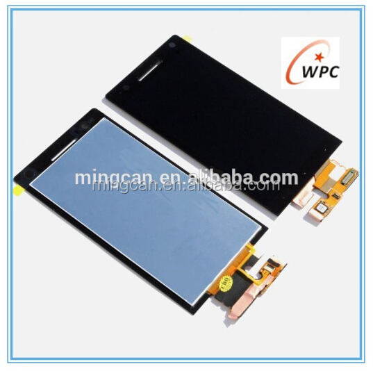 new mobile phone replacement lcd touch screen for sony xperia s lt26i