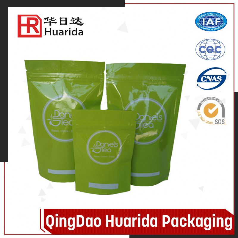 Direct from factory tea packaging bag wholesale