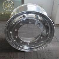 Dural China Made Alcoa Aluminum Truck Wheel Rim 17.5,17.5x6.00 ...