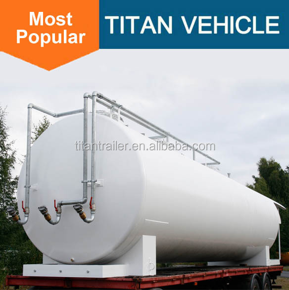 ISO&CE Certified low Price Steel Edible Oil Diesel Crude Oil Fuel Diesel Storage Tank For Sale