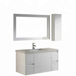 White hotel italy cheap modern bathroom vanity