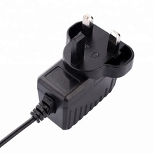 CE FCC ROSH IEC <span class=keywords><strong>MSDS</strong></span> gecertificeerd 7.5 w 1.25a 5 v uk plug ac power Muur type adapter
