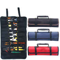 Thicken wear-resistant computer maintenance canvas Rolling Tool Bags