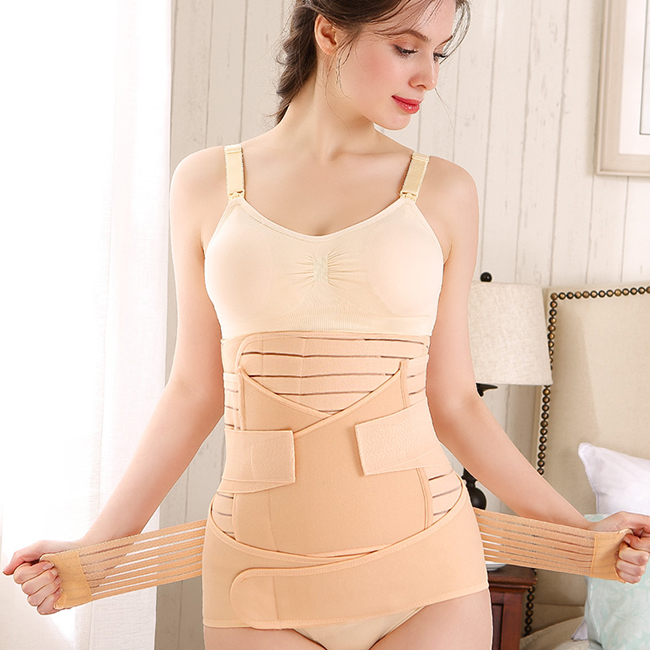 b92eadb2455 Breathable Comfortable Abdominal Binder Women Postpartum Recovery Support  Belt - Buy Postpartum Belly Wrap,Postnatal Support Belt,Postpartum Recovery  ...