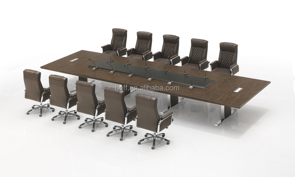 dt 08 1 mdf meeting table for 12 persons stainless steel frame for 6m conference tables for sale. Black Bedroom Furniture Sets. Home Design Ideas