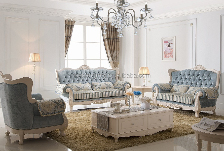 Classic Sofacontemporary Furniture Simple European Living Bedroom