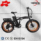 EN15194 certificate approved Fat tire 36V 250W folding electric bicycles with 20inch wheels