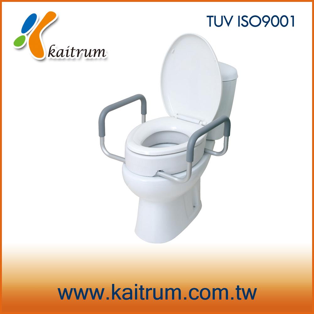 Raised Toilet Seats For Elderly Bathroom Bidet Two Day