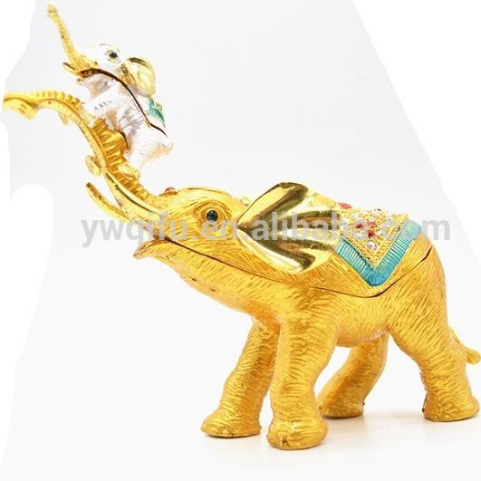 yiwu low price elephant statues