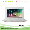 china cheap 10 inch quad core netbook with S500 mini lap top