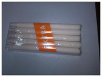 Wholesale Tearless White Light Candles Packed By Plastic Bag - Buy ...