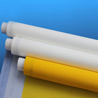 white yellow polyester bolting cloth silk screen printing fabric mesh