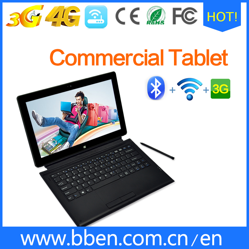 Bben S16 intel i5/1037U linux tablet pc, 64G~512G SSD 4G LTE windows tablet