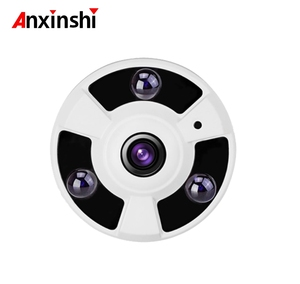 8MP High Definition IR 360 degree Fisheye security 4k analog camera