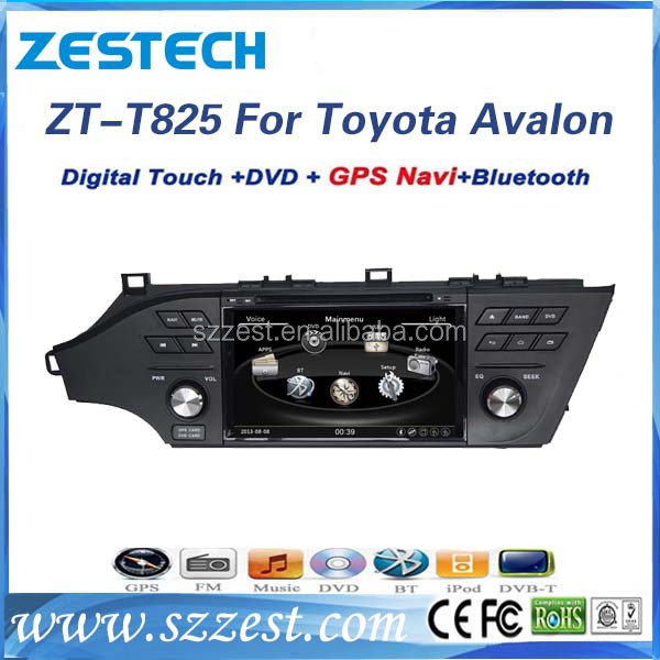 ZESTECH for Toyota Avalon 2013 2014 2015 in Dash HD Touch Screen Car DVD Player