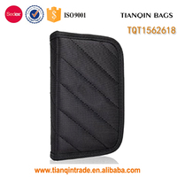 2016 fashion nylon credit card holder wallet for men